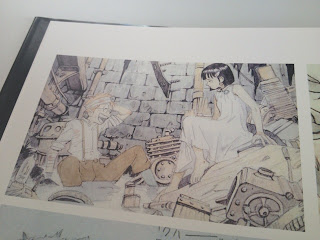 CANNABIS WORKS 田中達之 イラスト 絵 画集 作品集 リンダキューブ リンダキューブアゲイン AKIRA 大友克洋 五次元療法
