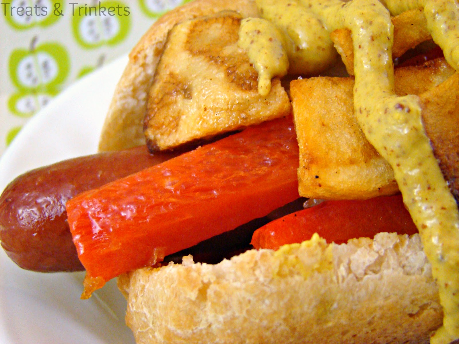Jimmy Buff Hot Dogs Recipe