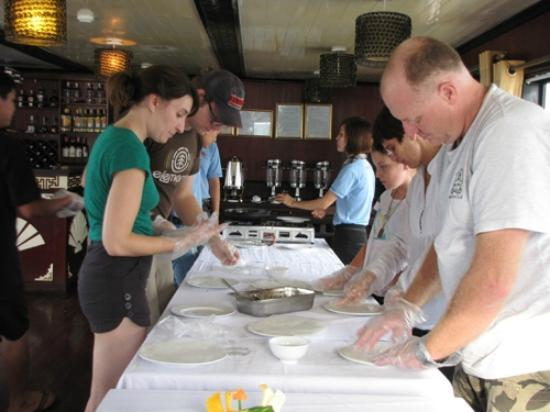 Cooking Class - Glory Cruise