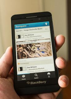 Inilah 5 Kesimpulan Media Tentang Blackberry Z10