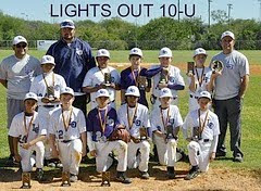 Tournament Champions - SA 5 Diamonds 11 & Under, Oct 2009