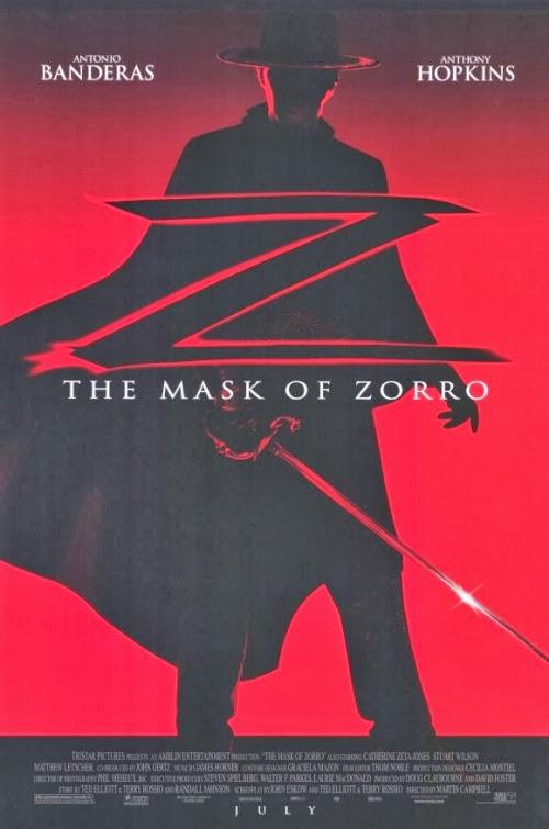 A Máscara do Zorro – Dublado