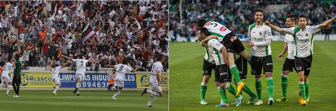 Albacete y Racing asciende a la Liga Adelante