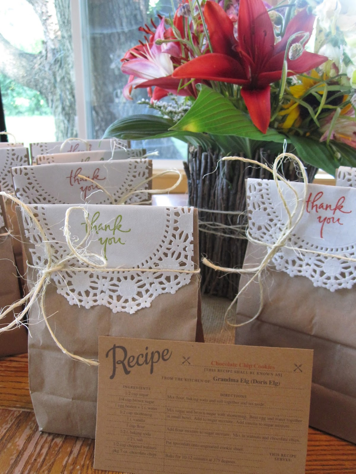 Wedding Gift Ideas Rustic : Rustic Bridal Shower AnnMarie BakeShop