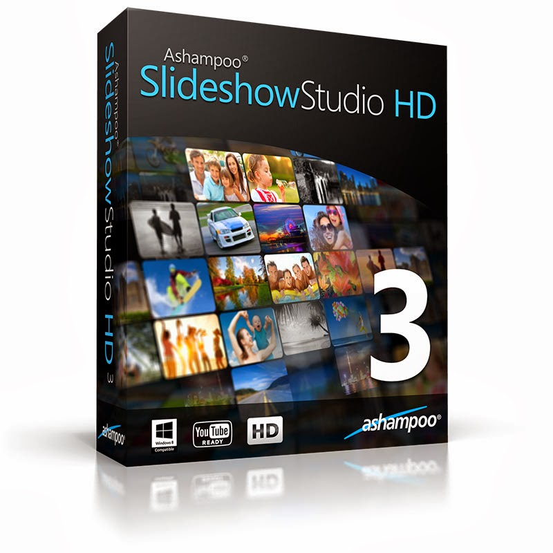 Ashampoo Slideshow Studio HD 3.0.4 Full Crack