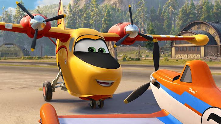 Dipper Planes Fire Rescue