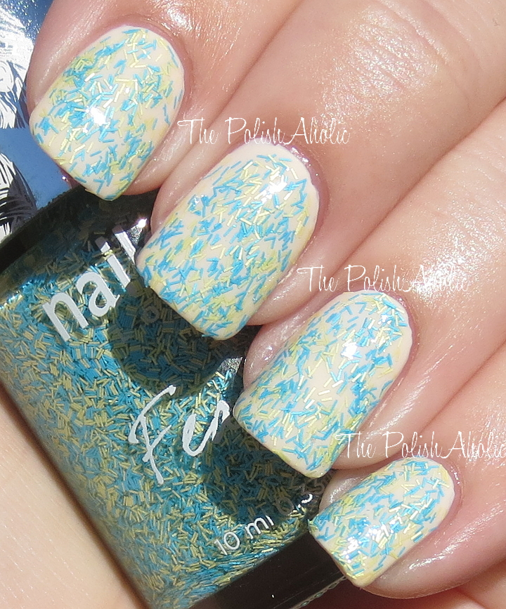 The PolishAholic Nails Inc Feathers Collection Swatches