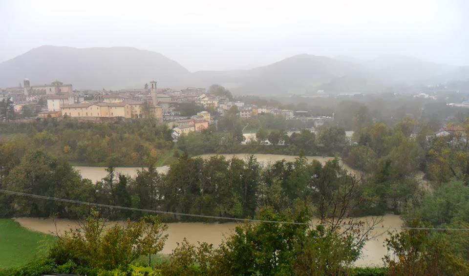 11 novembre 2013 - I fiumi in piena.