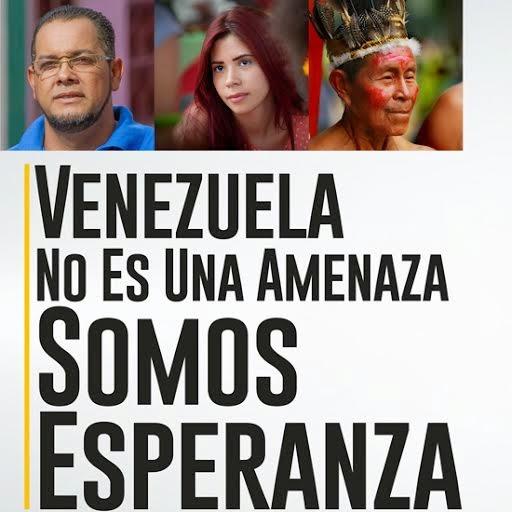 Respaldo Mundial a la República Bolivariana de Venezuela
