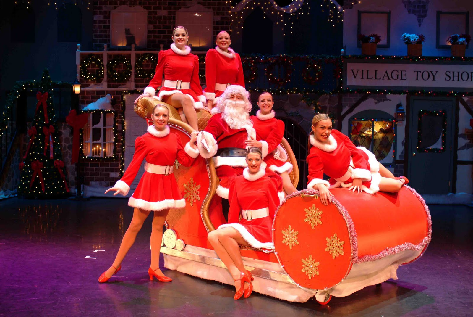 christmas broadway shows