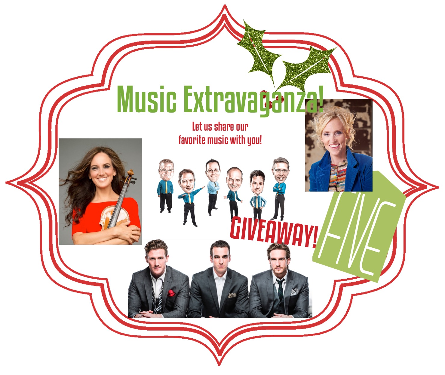 The great christmas giveaway musical
