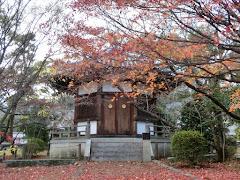 清凉寺聖徳太子殿