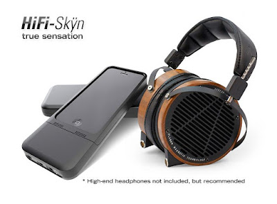 HiFiskyn smart case for music