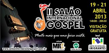 SEGUNDO SALÃO INTERNACIONAL GOSPEL