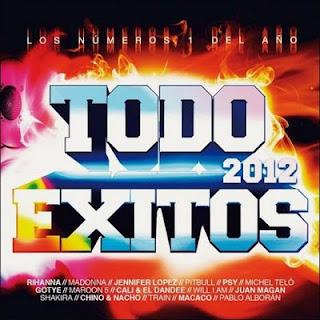 Todo Exitos 2012: Los Numeros Uno Del Año (2013) download