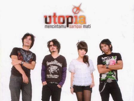 Utopia - Mencintaimu Sampai Mati MP3