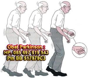 Obat Parkinson Yang Aman dan Tanpa Efeksamping