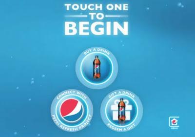 Pepsi's Social Vending Machine