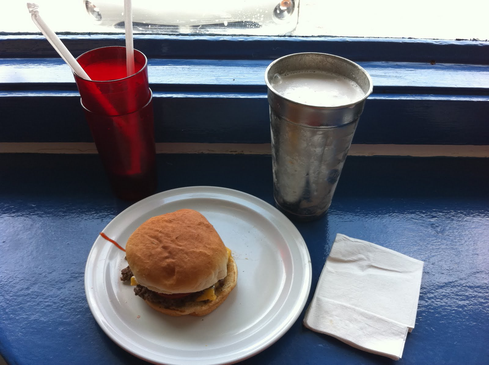 the quest for the perfect burger charlie u0027s hamburgers folsom pa