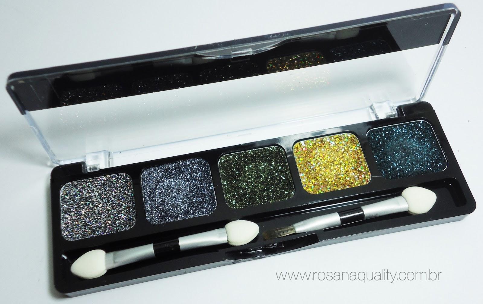Glitter Cream Palette Nyx