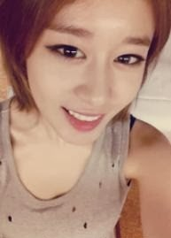 Jiyeon T-ara Short Hair Beauty