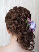Lekkie fryzury ślubne (dsc )