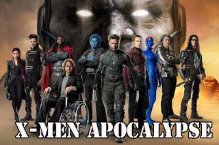 Sinopsis X-Men: Apocalypse (2016)