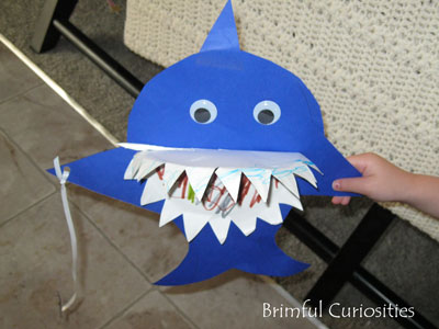 Brimful Curiosities I M A Shark By Bob Shea Review And