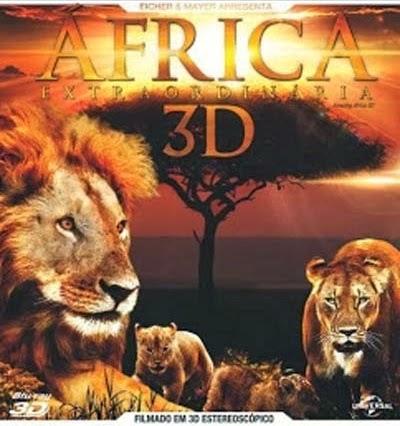 África Extraordinária – Dublado (2013)