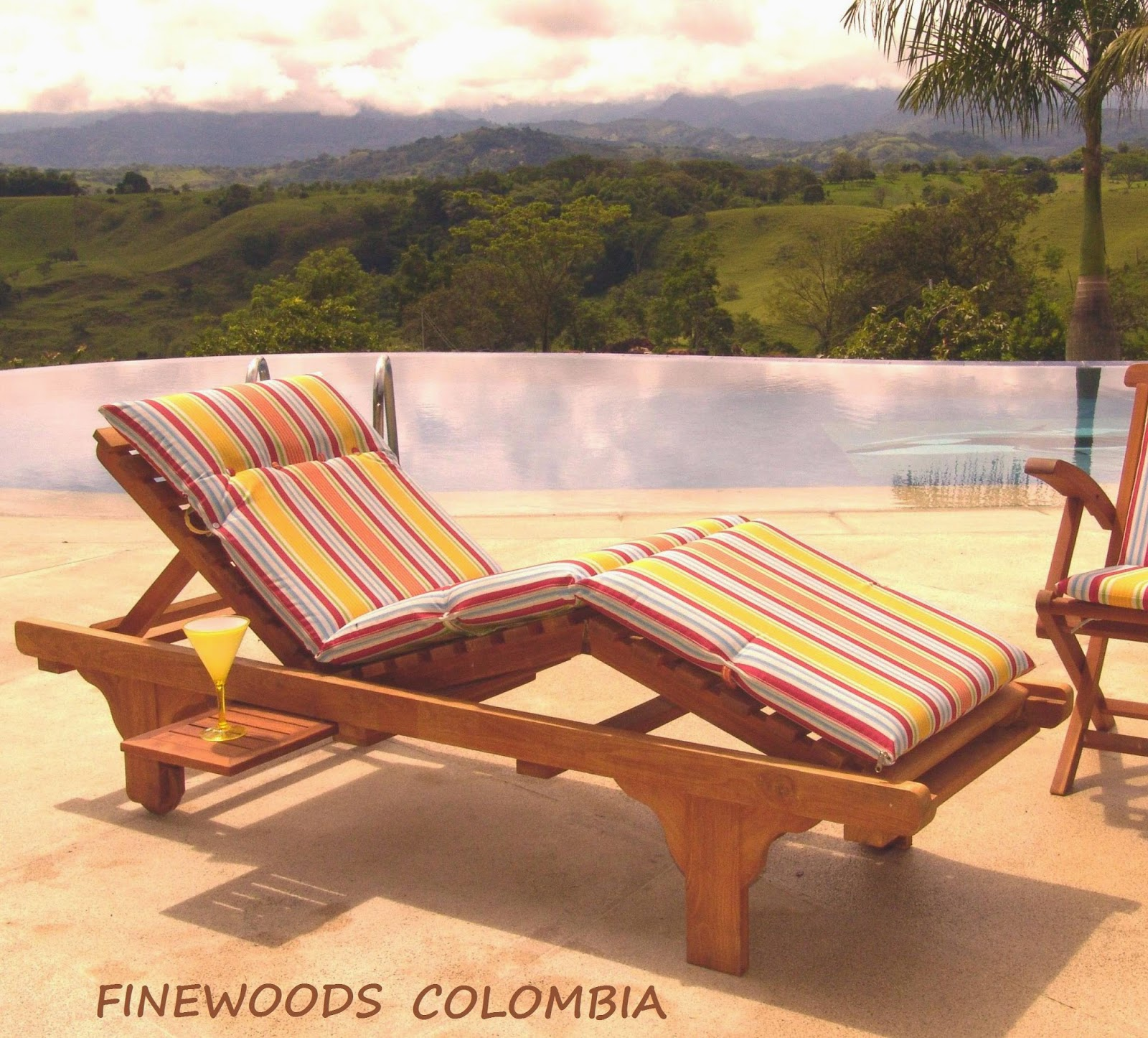 Finewoods Colombia Muebles Exterior # Muebles Colombia