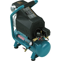 makita MAC700 reciprocating air compressor