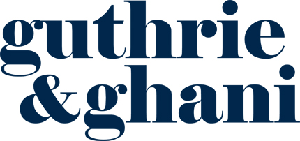 Image result for guthrie-ghani logo