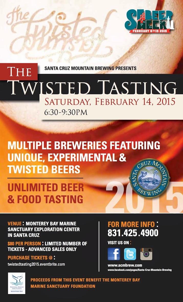 Twisted Tasting