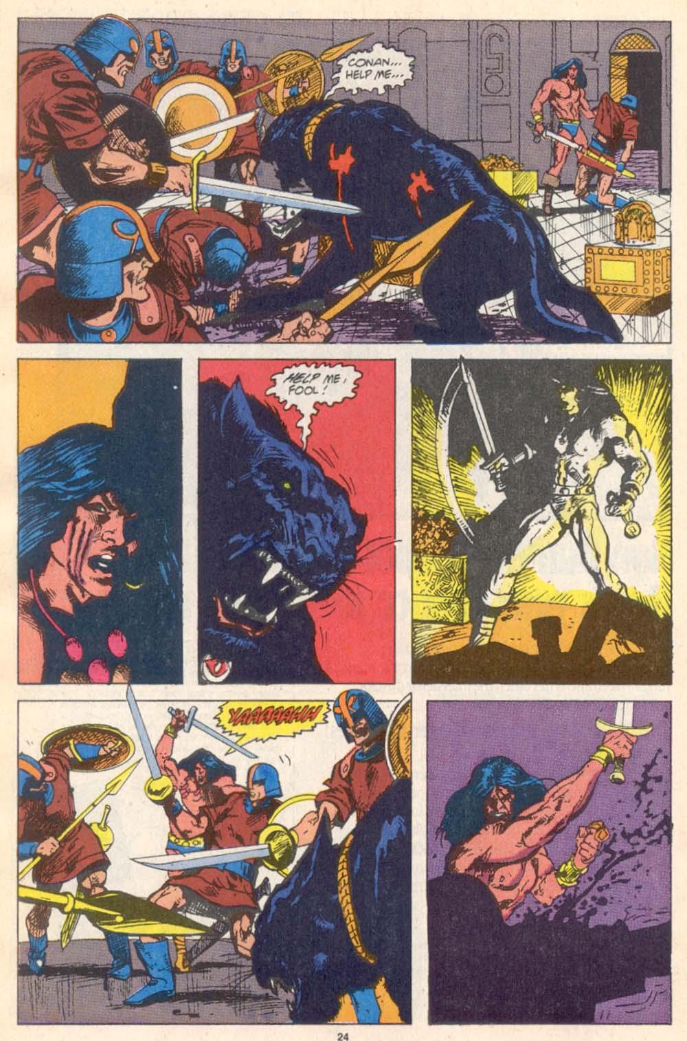 Conan the Barbarian (1970) Issue #226 #238 - English 19