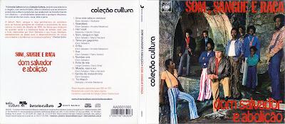 Dom Salvador e Abolicao - Som, Sangue e Raca 1971 (CBS)