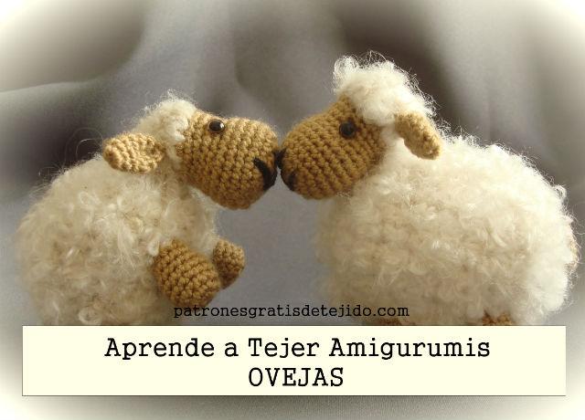 Tutorial Oveja Amigurumi Paso A Paso En Espanol : Crochet y Dos agujas - Patrones de tejido