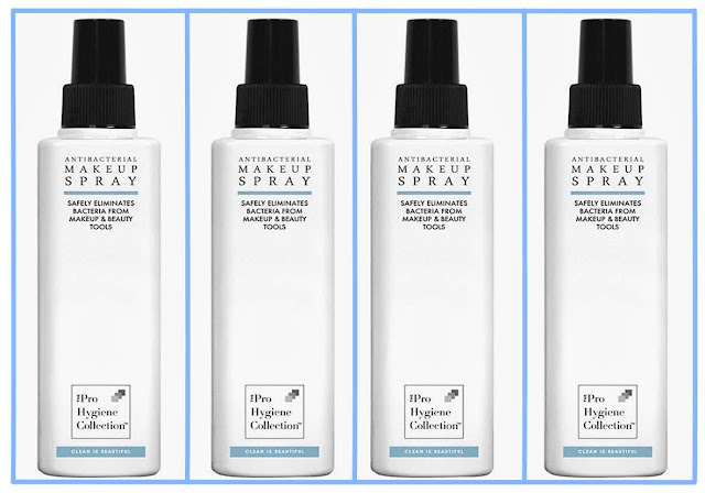 How To Prolong The Life Of Old Makeup With The Pro Hygeine Antibacterial Makeup Spray
