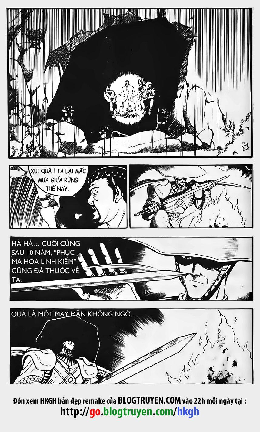 Hiệp Khách Giang Hồ chap 11 page 9 - IZTruyenTranh.com