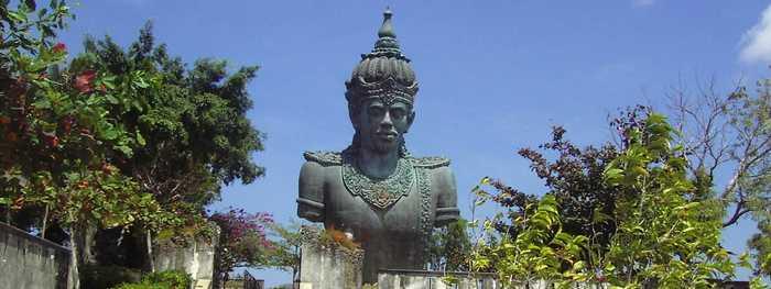 Garuda Wisnu Kencana (GWK) in Bali Indonesia