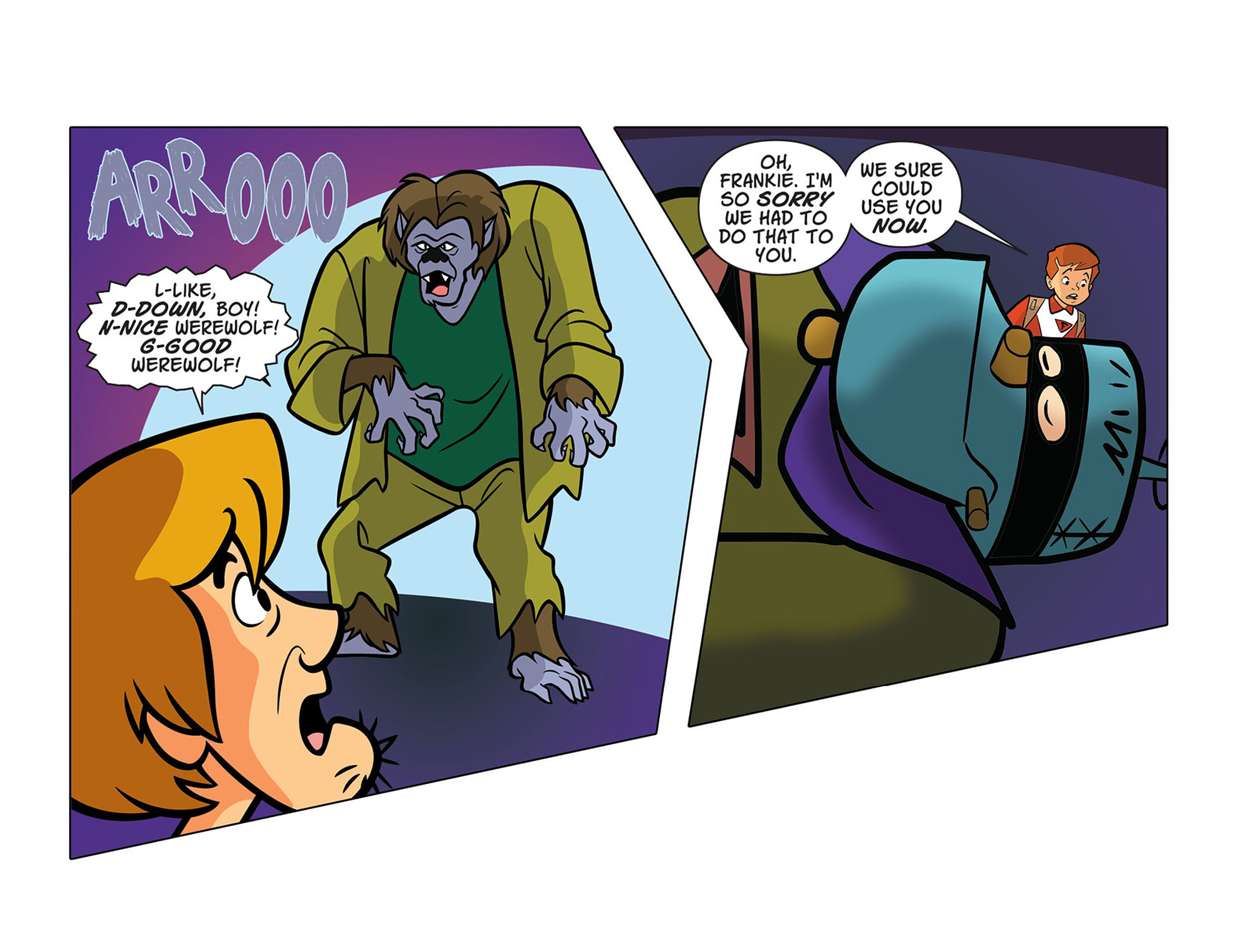 Read online Scooby-Doo! Team-Up comic -  Issue #44 - 17