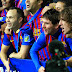 El Barça  y sus comunicaciones por Whatsapp