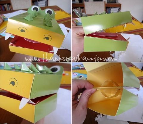 Imagine I Can Alligator