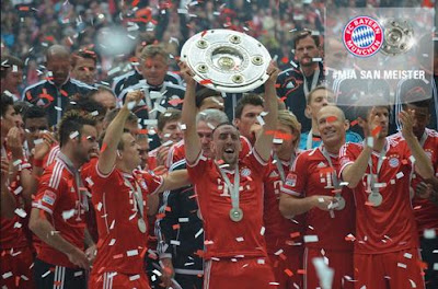 Bayern Múnich vs borussia dortmund highlights