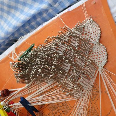 imagen bobbin lace work