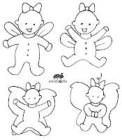 little fairy babies digi stamp free