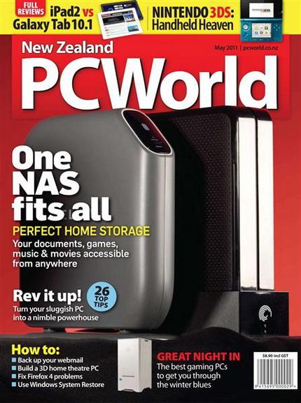 PC World Magazine Windows Tips - May 2011.rar