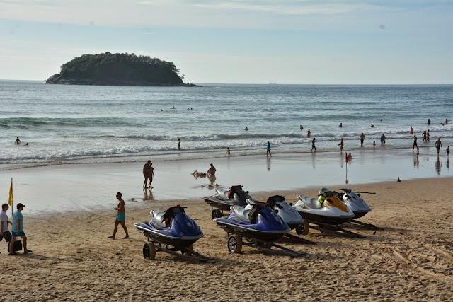 Kata Beach Phuket jetski