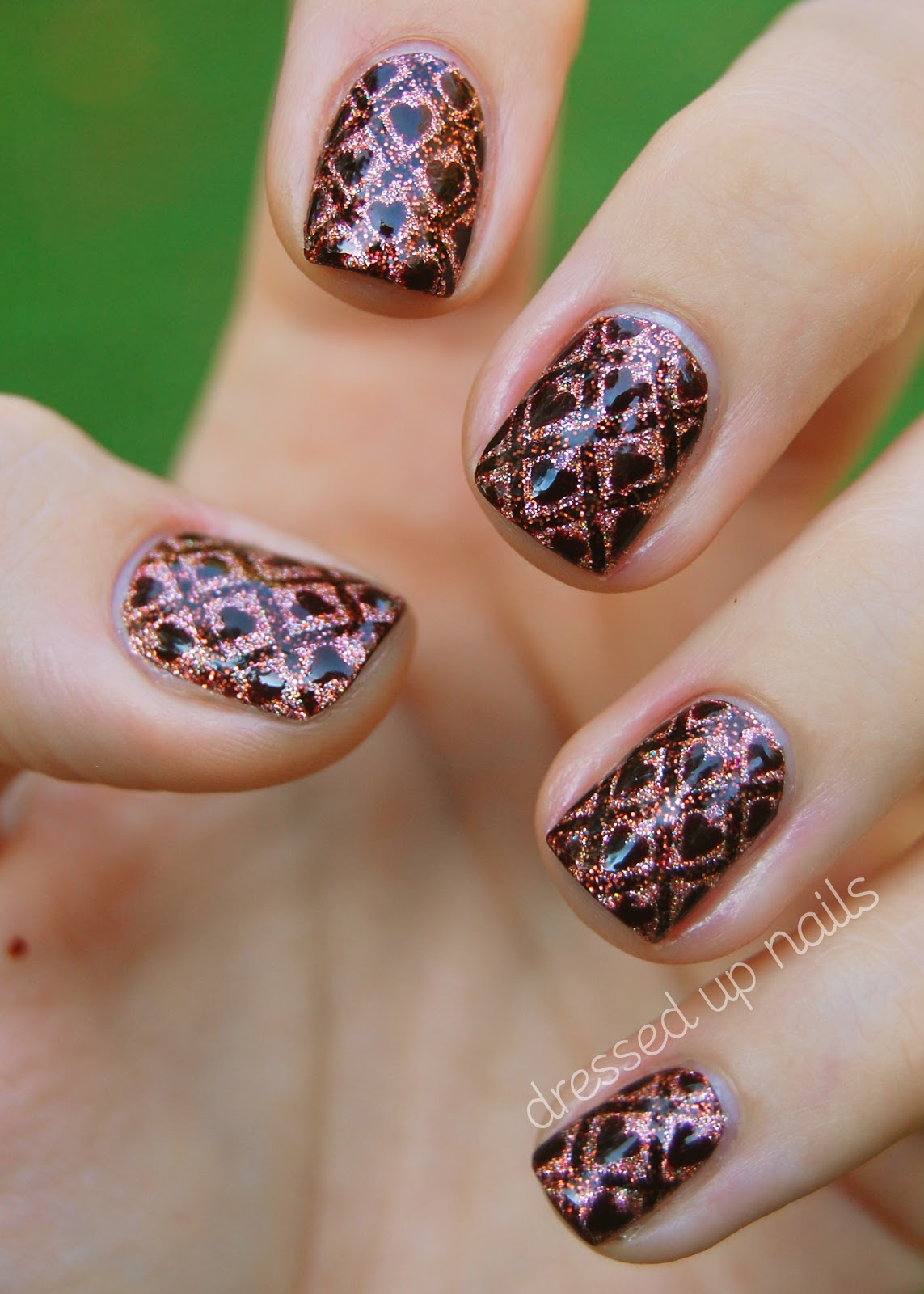 nail art designs with striping tape