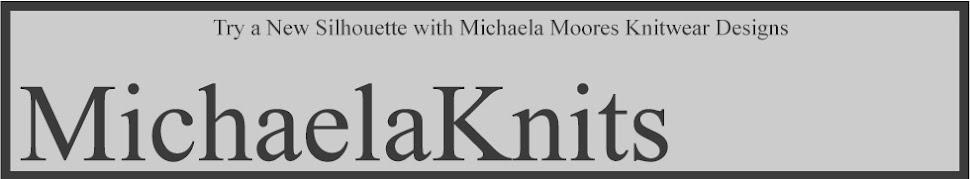 MichaelaKnits - Michaela Moores Knitwear Designs