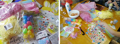 Easter party, Easter Party ideas, Easter Craft